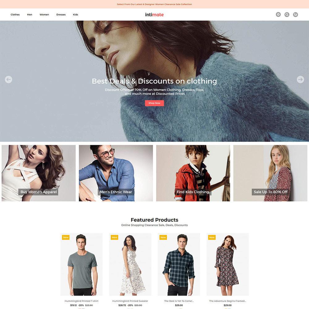 theme - Moda & Calçados - Intimate Cloth Bag - Fashion Accessories Store - 2