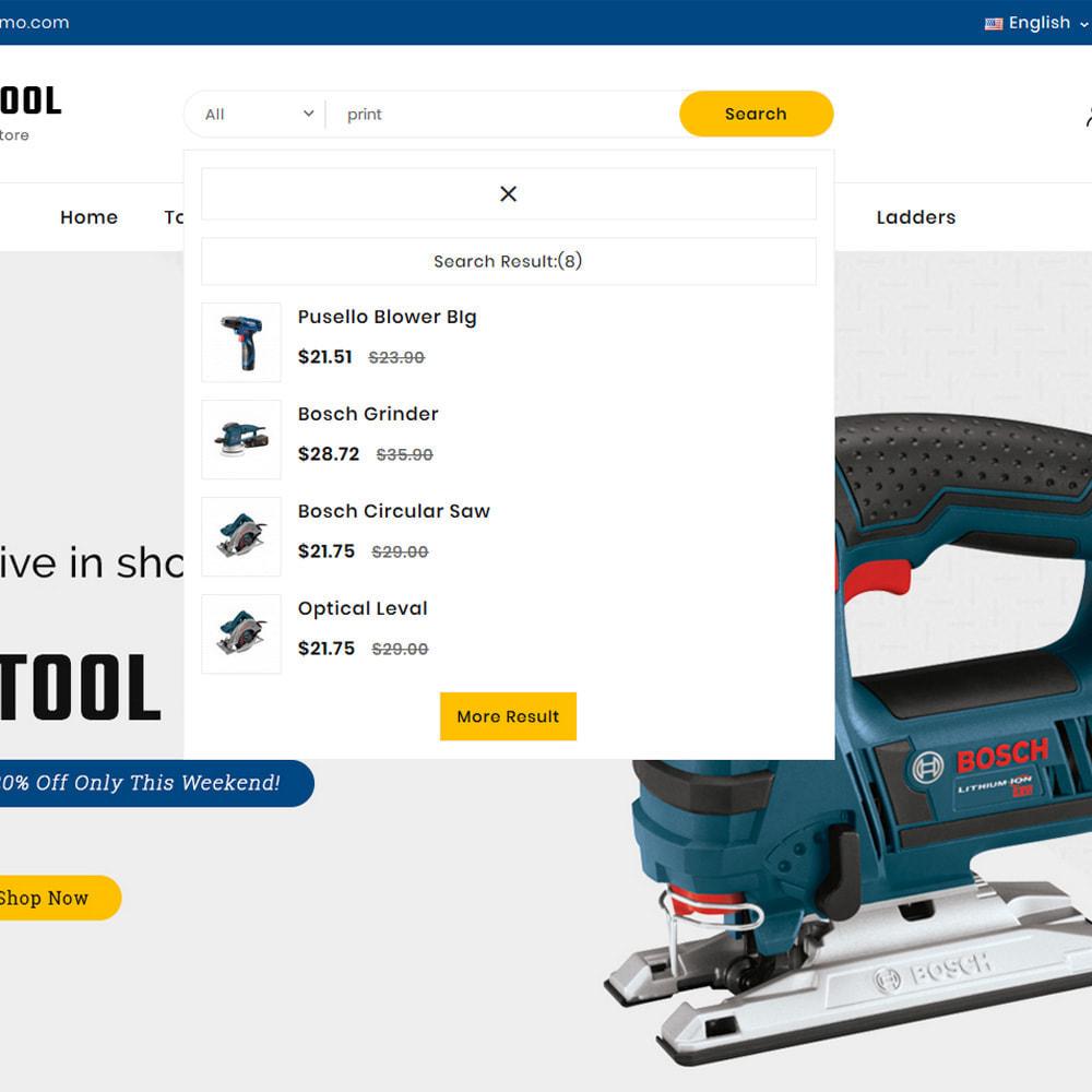 theme - Carros & Motos - Hipetool–Tools Mega Store - 8