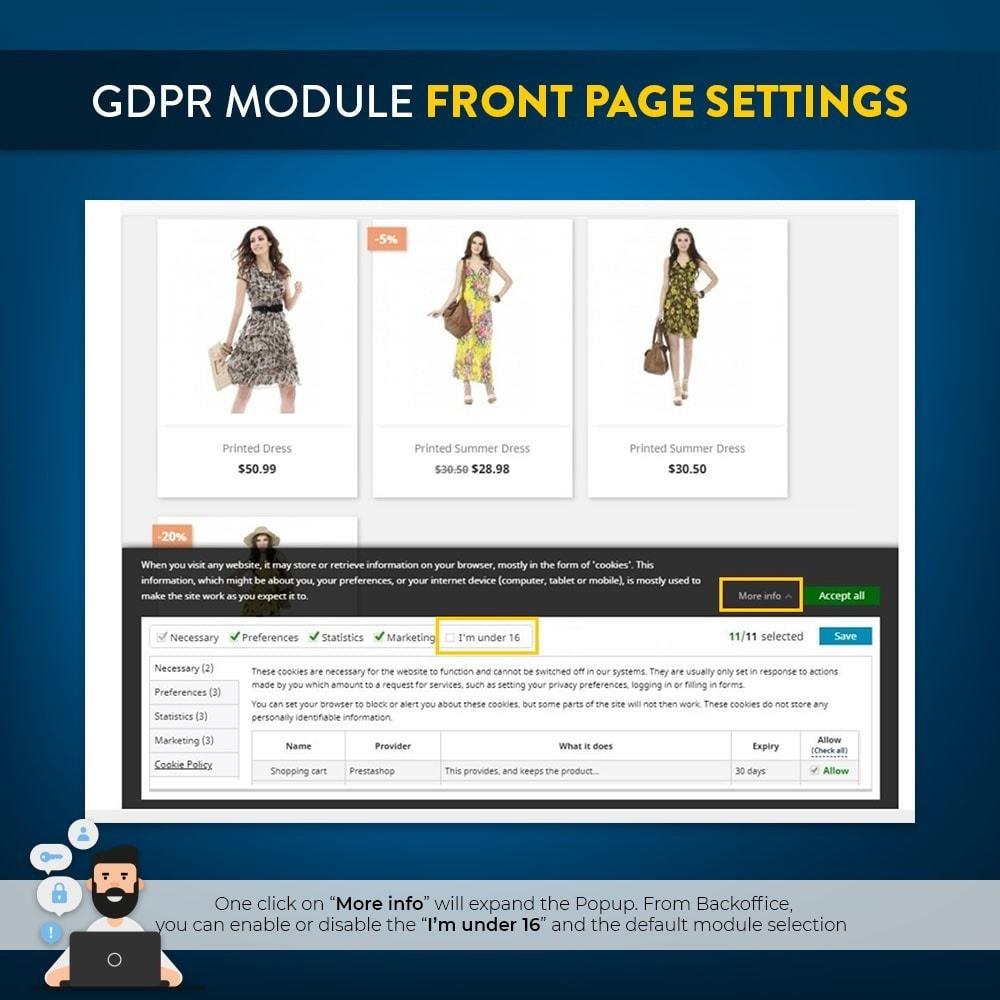 module - Rechtssicherheit - GDPR Compliance Pro - 2021 Verbesserte Edition - 3