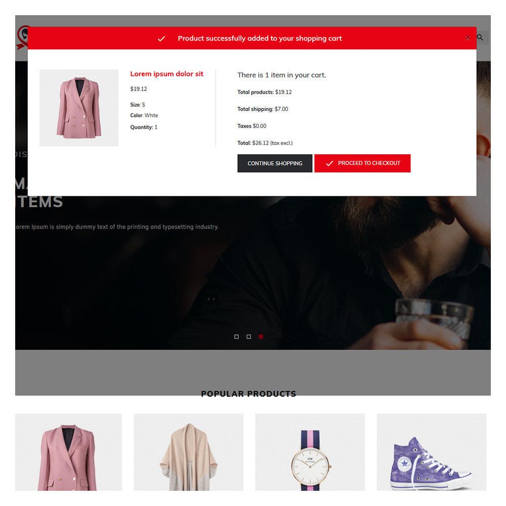 theme - Fashion & Shoes - Grayson Minimal Store - 5