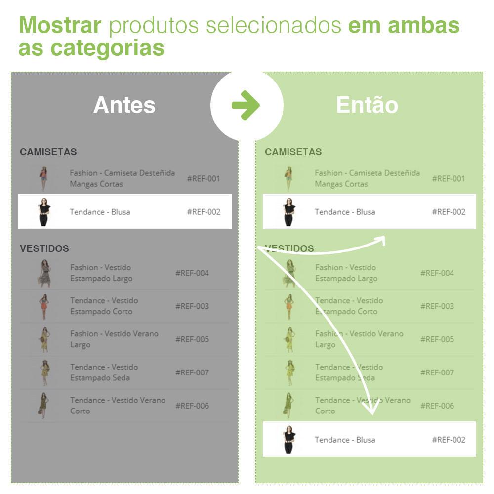 module - Edição rápida & em massa - Mover e associar produtos entre categorias em massa - 7