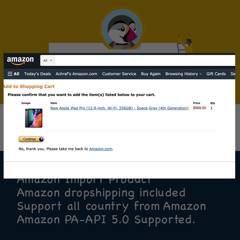 module - Прямых поставок (дропшиппинг) - Amazon Dropshipping & Affiliates - 6