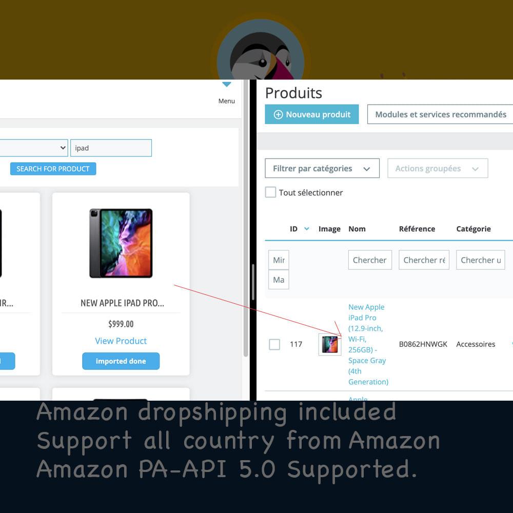 module - Dropshipping - Amazon Affiliates - 8
