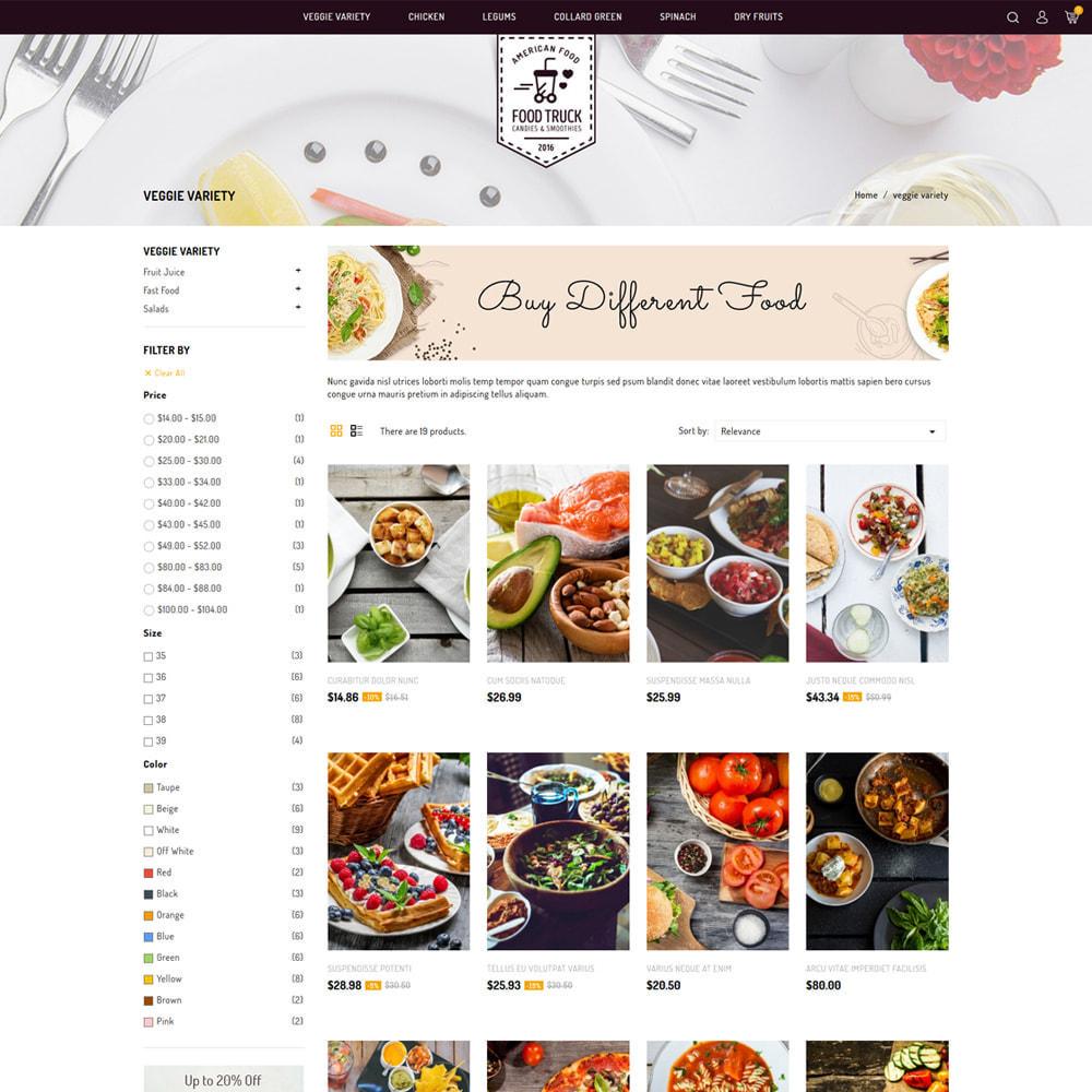 theme - Alimentation & Restauration - Food Truck - Restaurant Store - 3