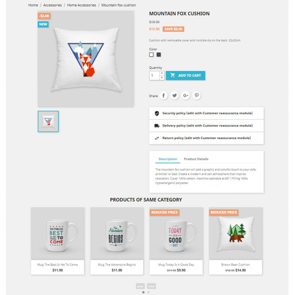 module - Slider & Gallerie - Carousels Pack - Instagram, Products, Brands, Supplier - 6
