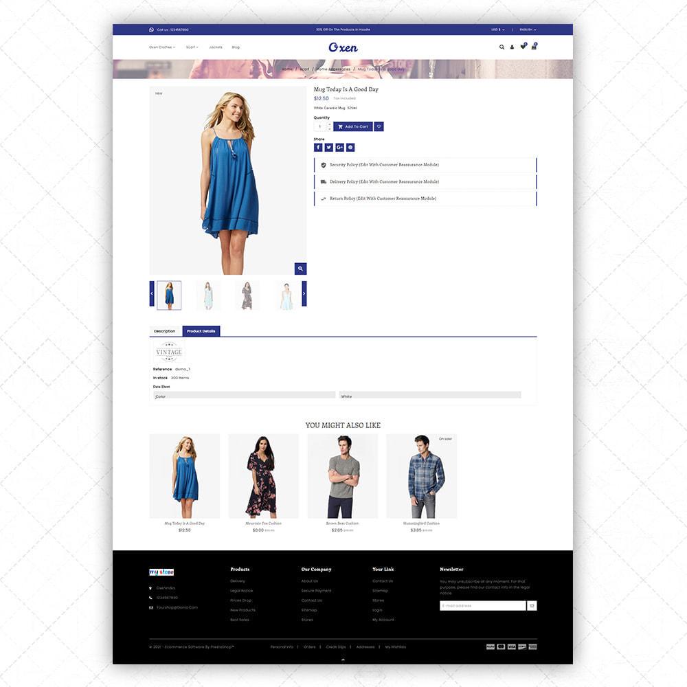 theme - Fashion & Shoes - Oxen - 5