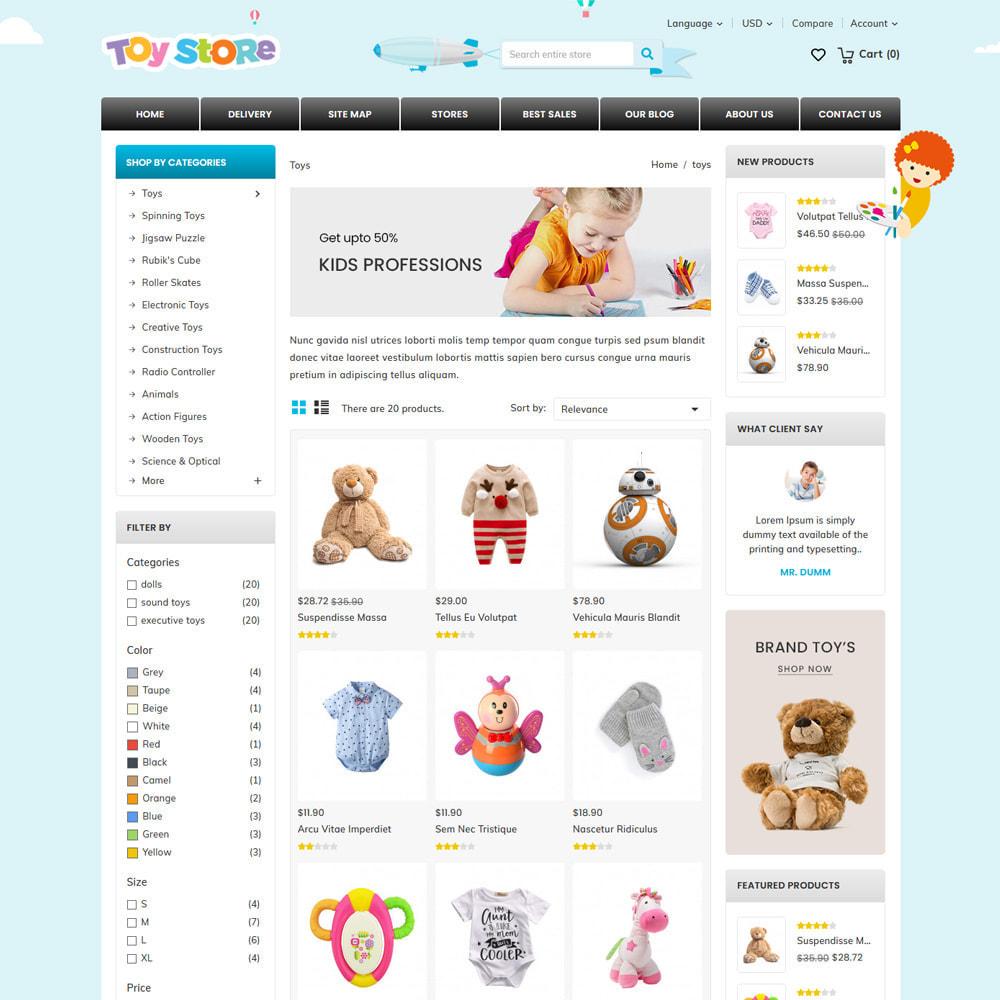 theme - Kids & Toys - Kids & Toys Store - 3