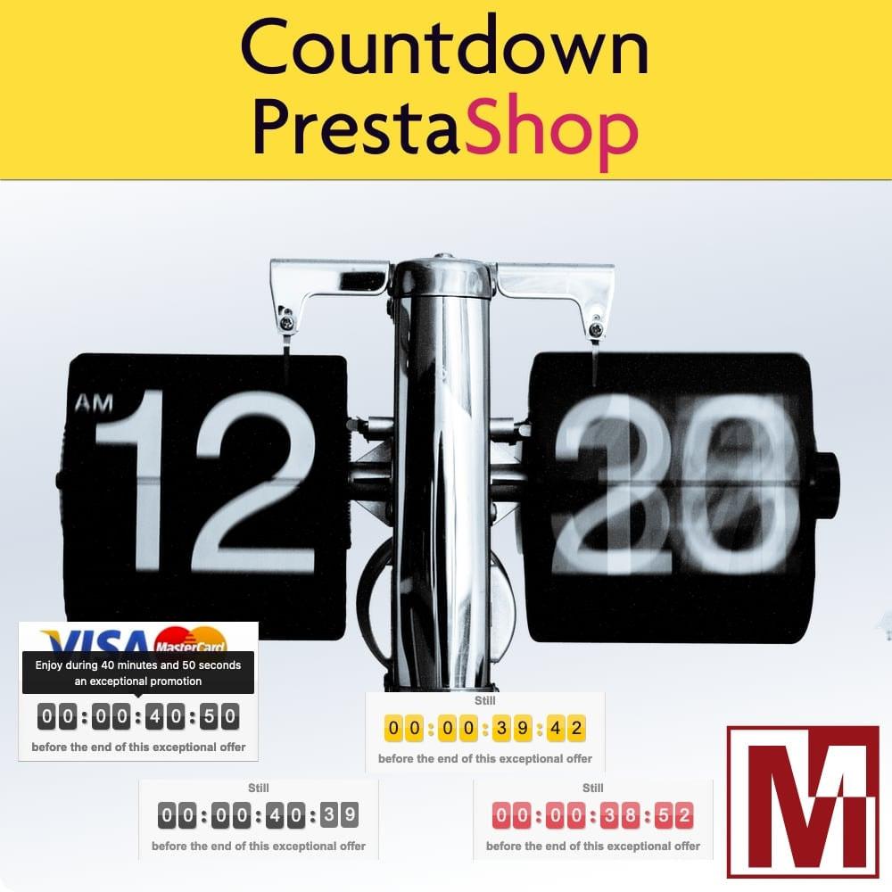 module - Flash & Private Sales - Perfect Countdown - 1