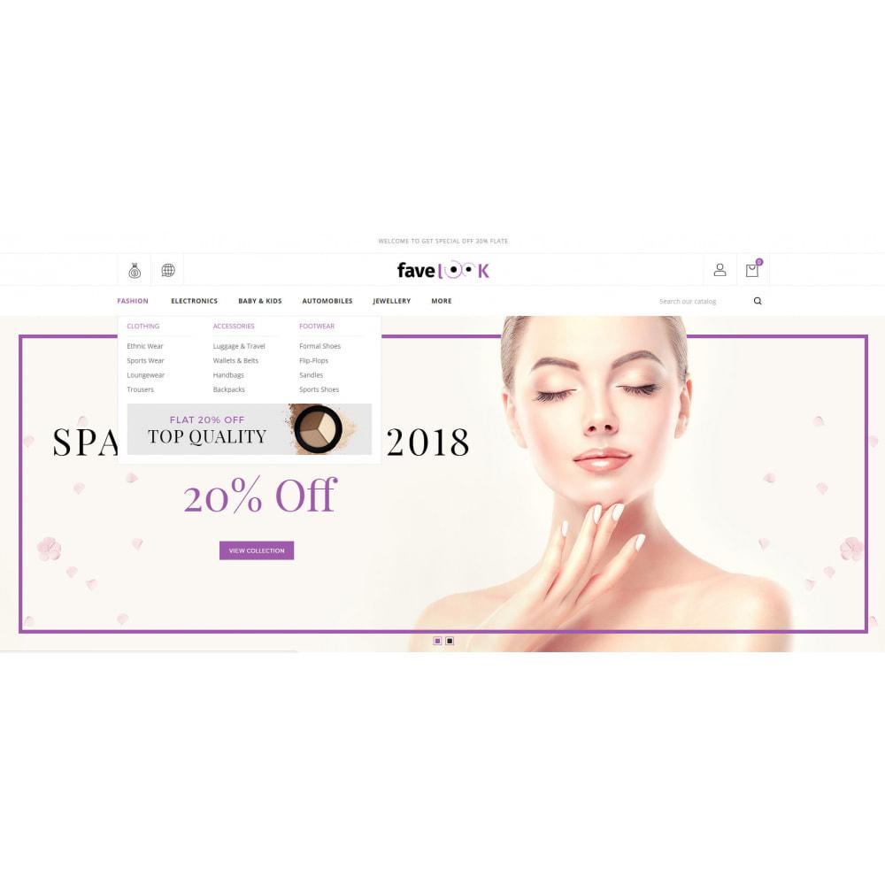 theme - Santé & Beauté - Favelook - Beauty Store - 6