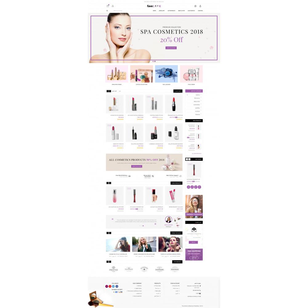 theme - Santé & Beauté - Favelook - Beauty Store - 10