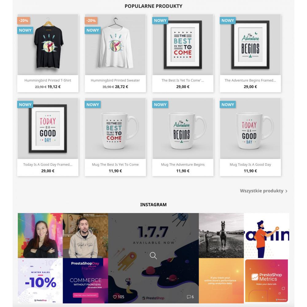 module - Productos en Facebook & redes sociales - Insta Feed - instagram feed in your shop - 3