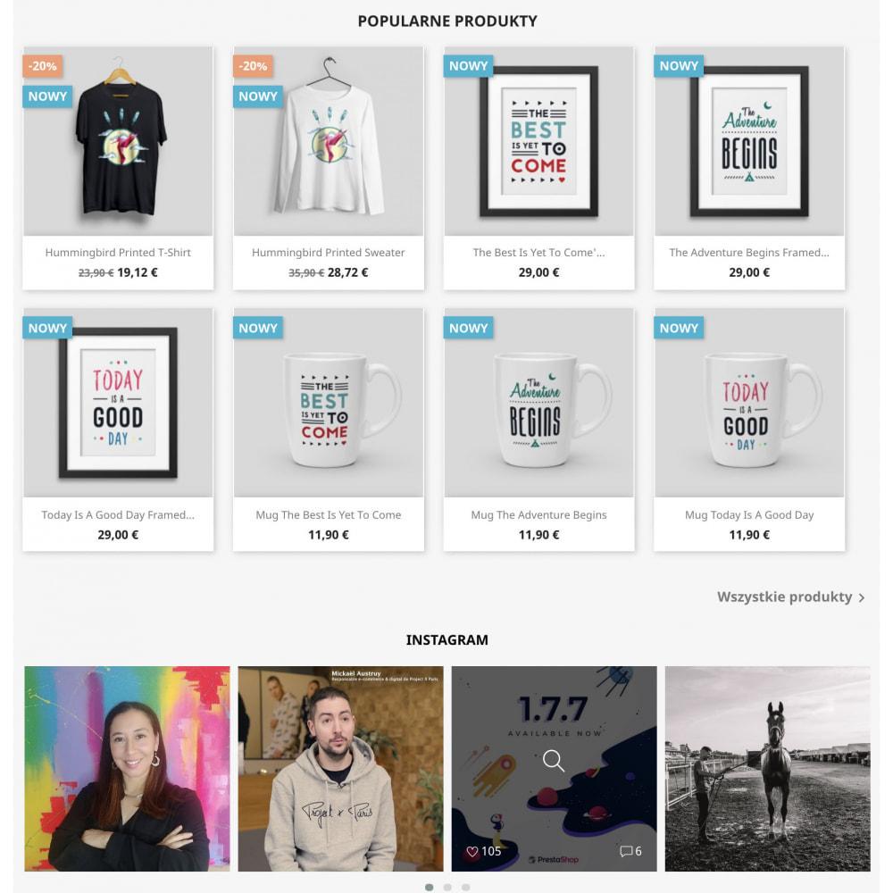 module - Productos en Facebook & redes sociales - Insta Feed - instagram feed in your shop - 5
