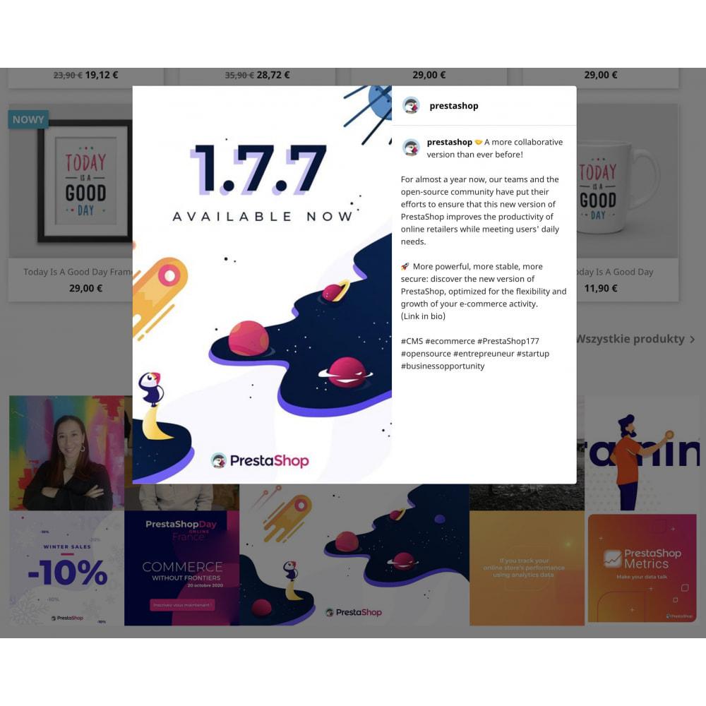 module - Productos en Facebook & redes sociales - Insta Feed - instagram feed in your shop - 7