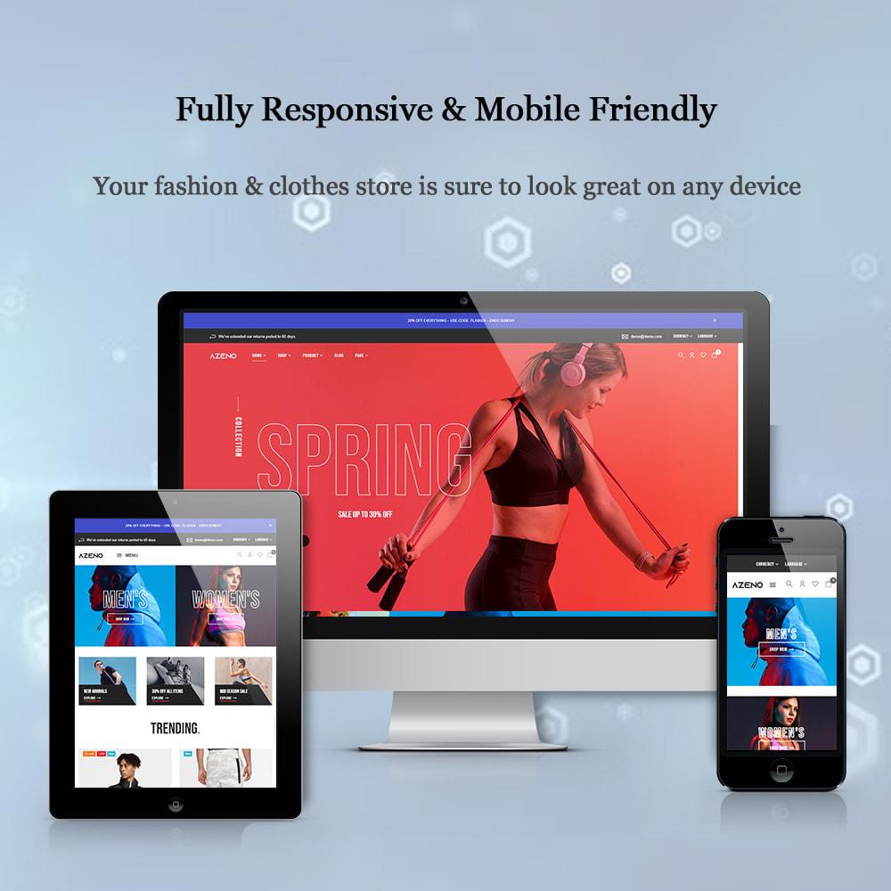 theme - Moda y Calzado - Azeno – Fashion & Sport Store - 2