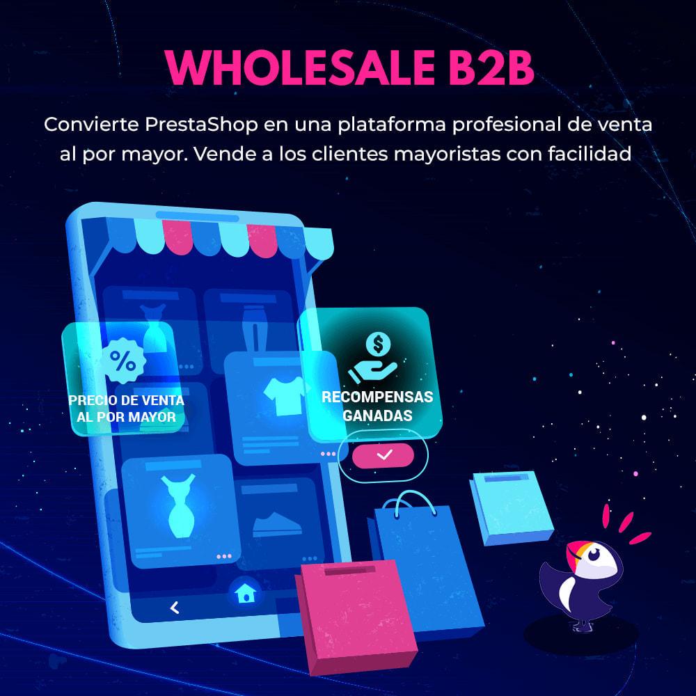 module - Ventas Privadas y Ventas Flash - Wholesale B2B: Plataforma experto de venta al por mayor - 1