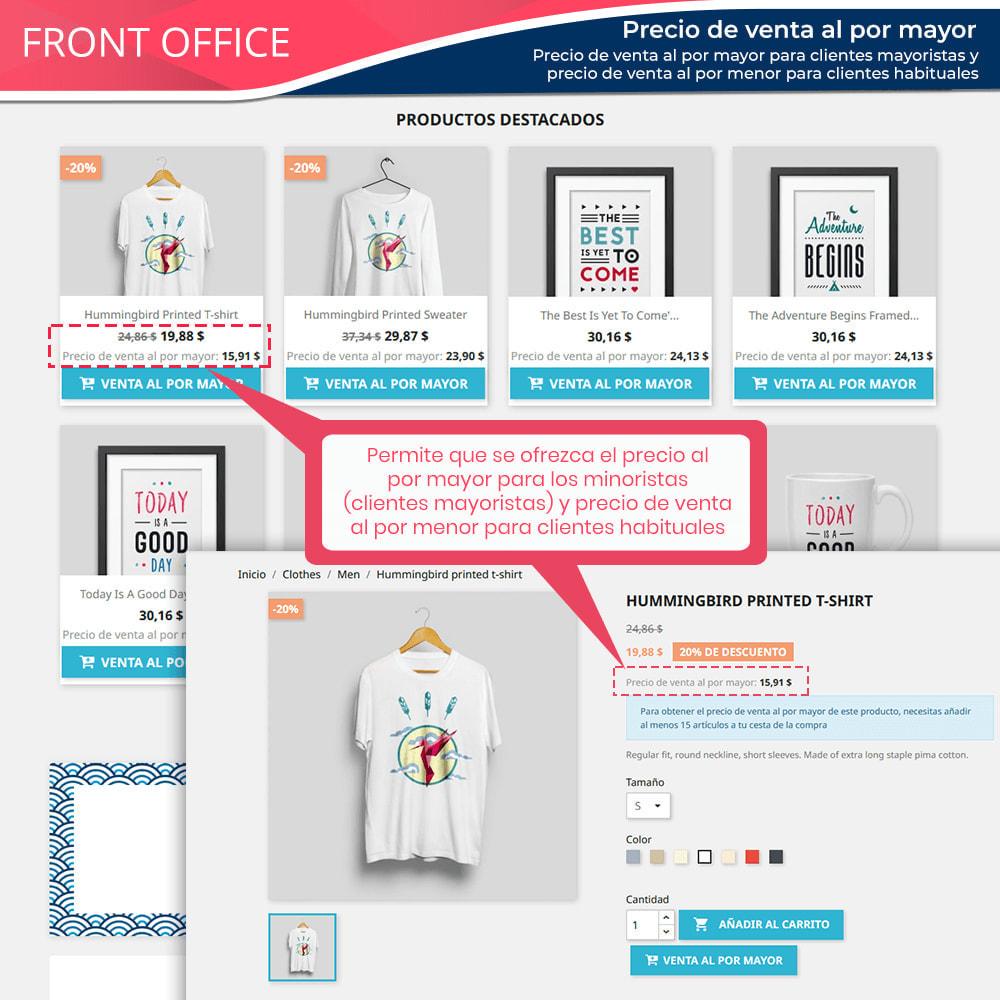 module - Ventas Privadas y Ventas Flash - Wholesale B2B: Plataforma experto de venta al por mayor - 5
