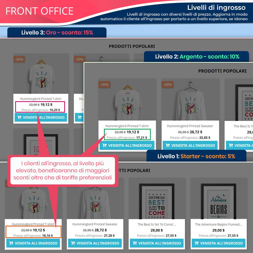 module - Flash & Private Sales - Wholesale B2B - Piattaforma all'ingrosso professionale - 6