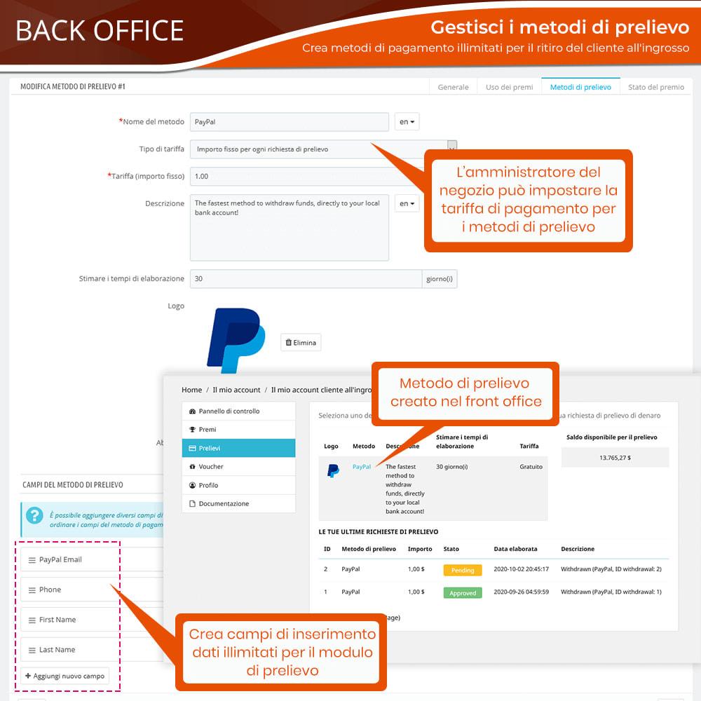 module - Flash & Private Sales - Wholesale B2B - Piattaforma all'ingrosso professionale - 21