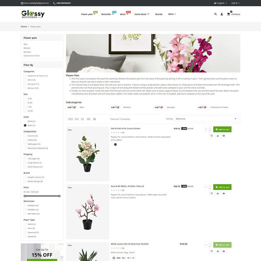 theme - Maison & Jardin - Glossy Nursery Plant & Tools - 10