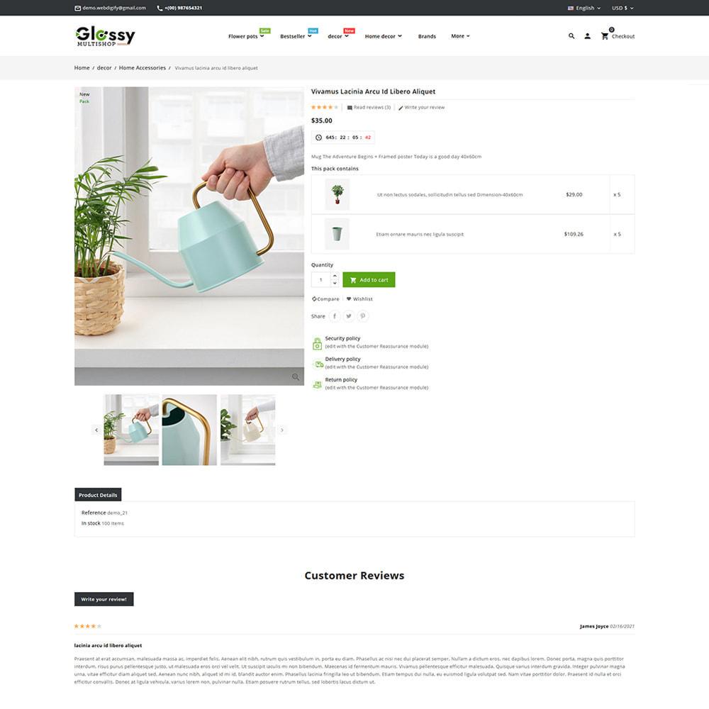 theme - Maison & Jardin - Glossy Nursery Plant & Tools - 11