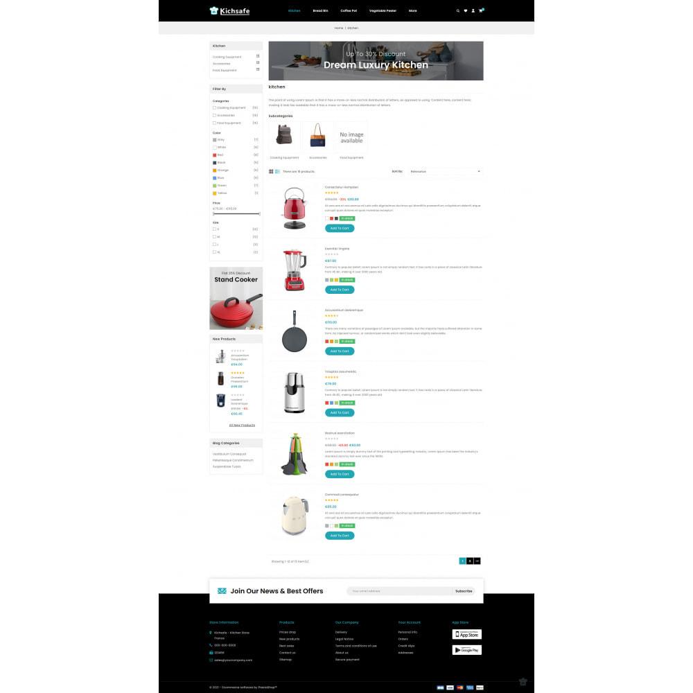 theme - Home & Garden - Online Kitchen Store - 4