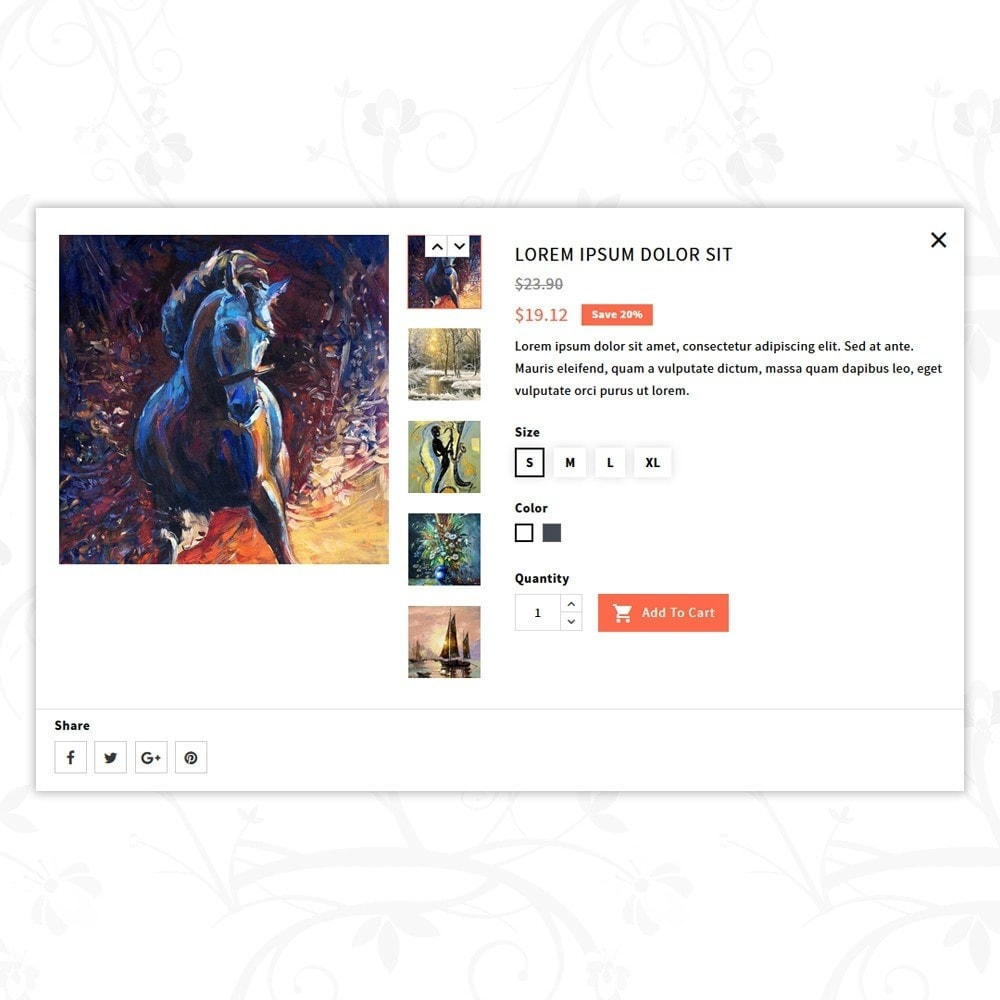 theme - Arte & Cultura - Art and Paint - 6
