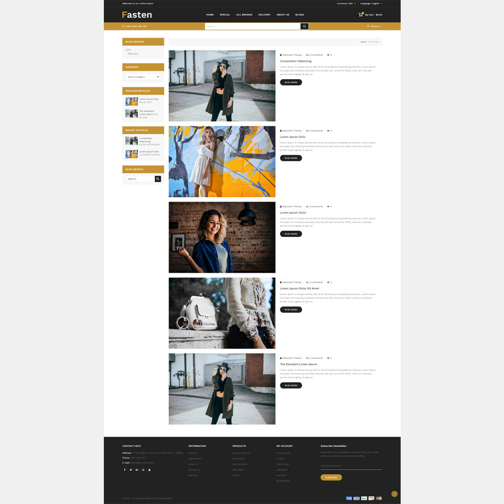theme - Fashion & Shoes - Fasten - Fashion Responsive Store - 5