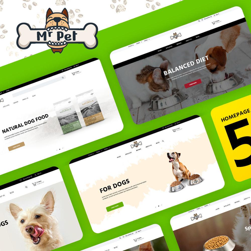 theme - Animals & Pets - Mr. Pet - 1