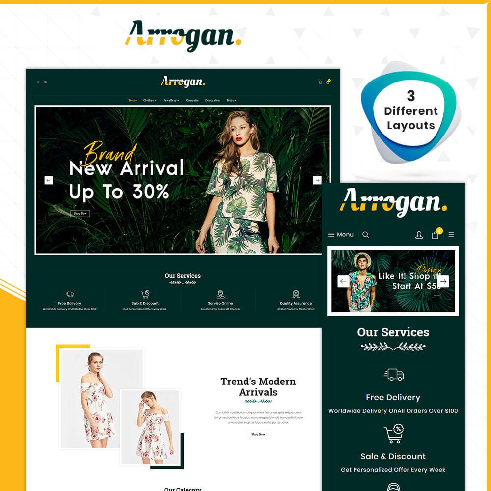 theme - Mode & Schoenen - Digital Fashion–Arrogan Store - 1