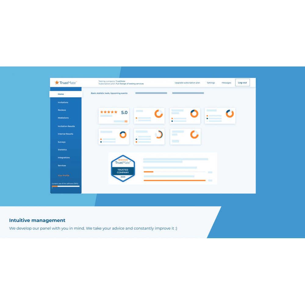 module - SEO - TrustMate.io - company & product reviews - 1