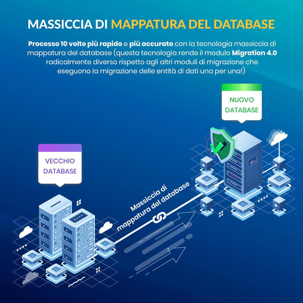 module - Data Migration & Backup - MIGRATION 4.0 – Strumento per l'upgrade e la migrazione - 3