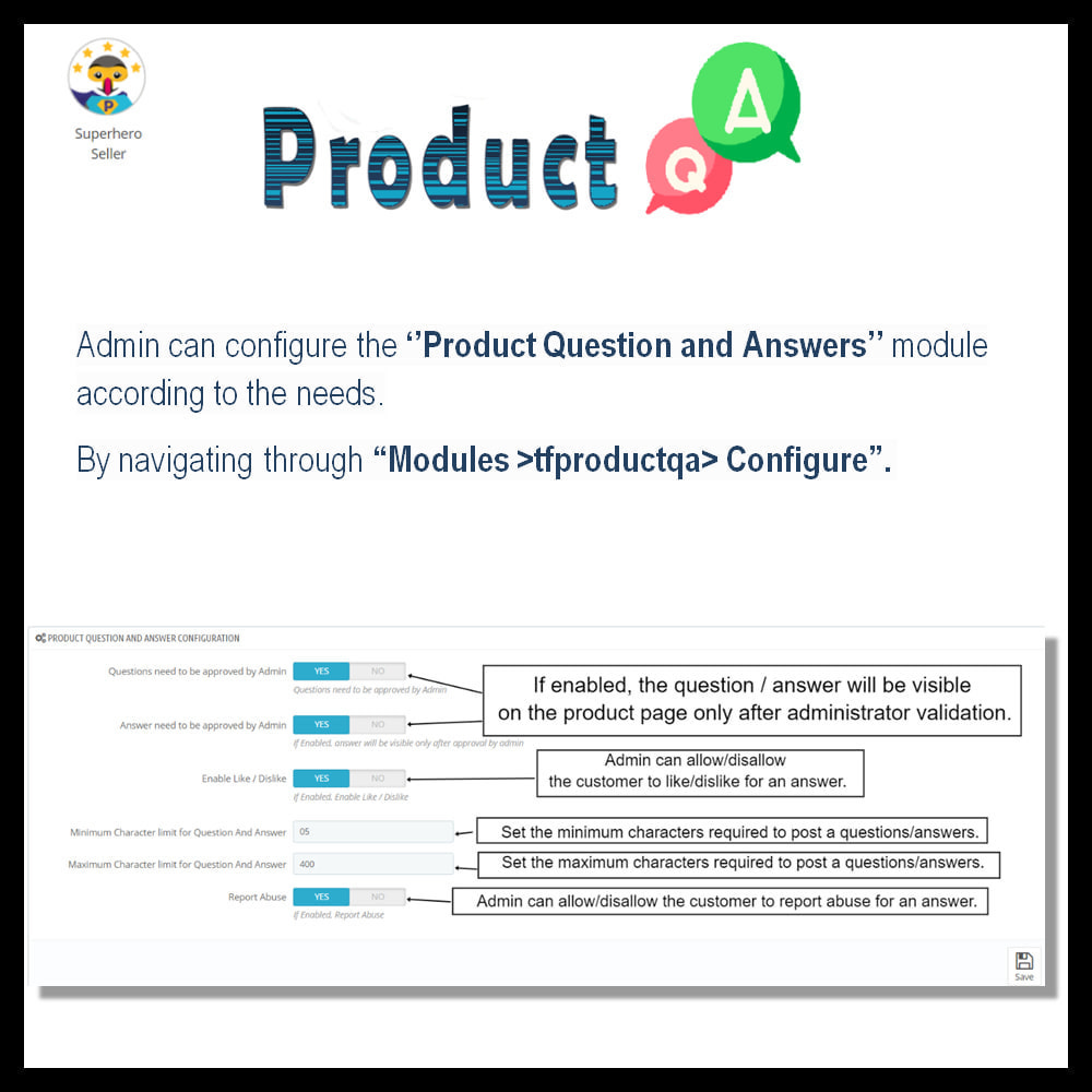 module - FAQ (Frequently Asked Questions) - Product Questions and Answers - 4