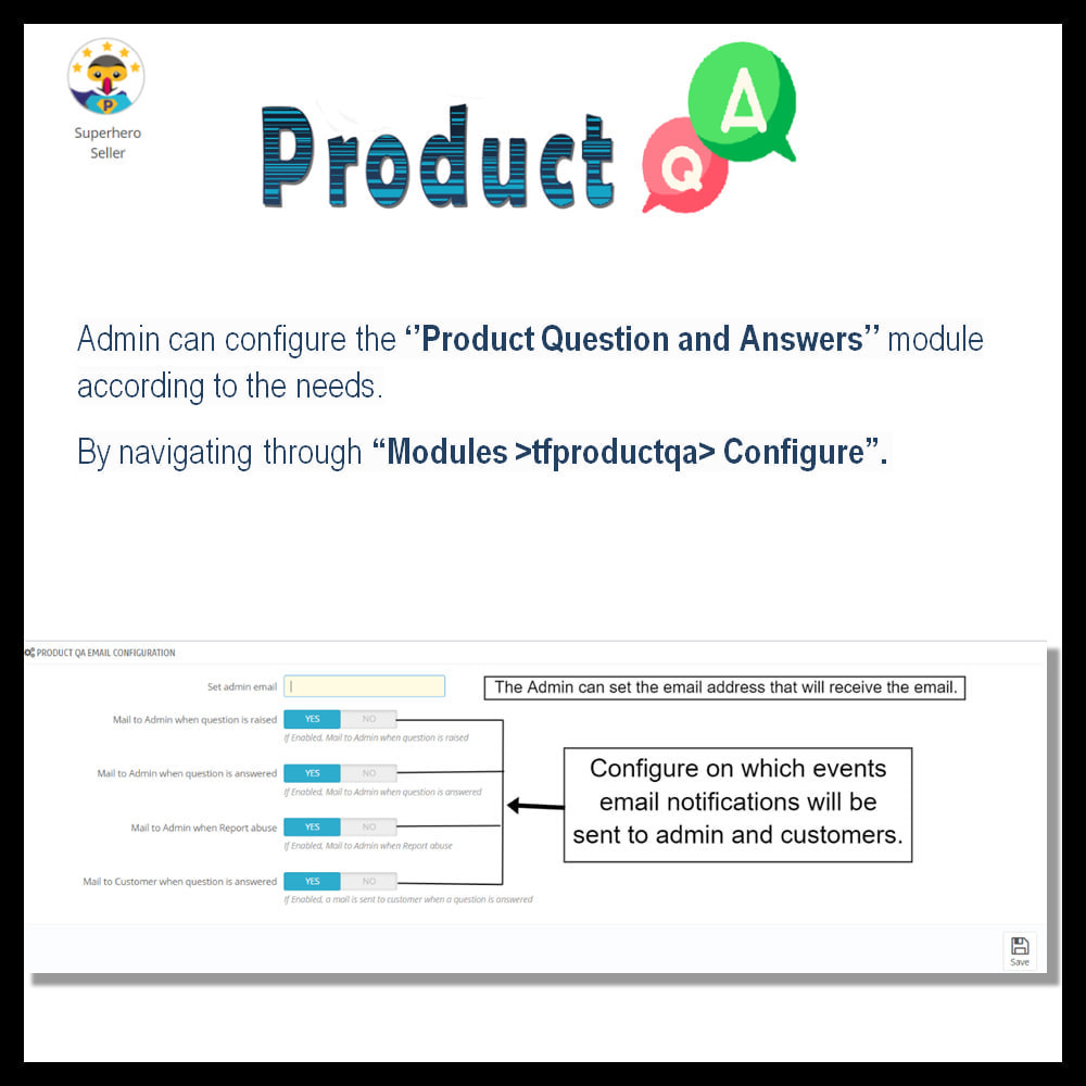 module - FAQ (Frequently Asked Questions) - Product Questions and Answers - 5