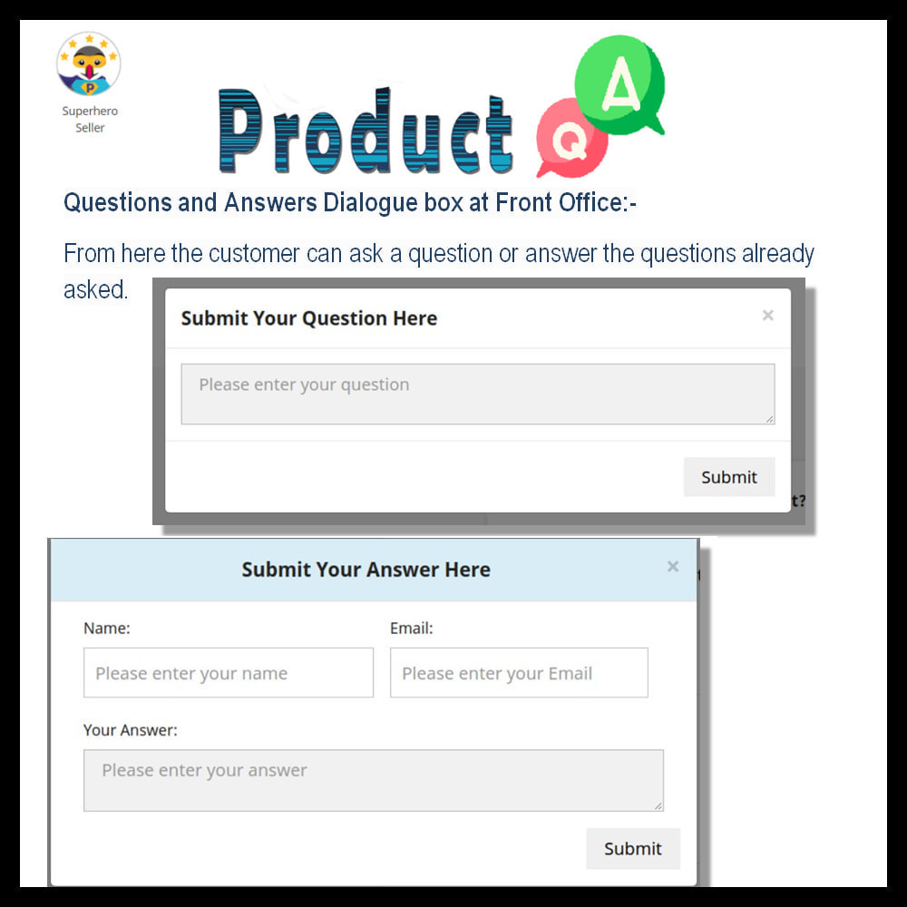 module - FAQ (Frequently Asked Questions) - Product Questions and Answers - 9