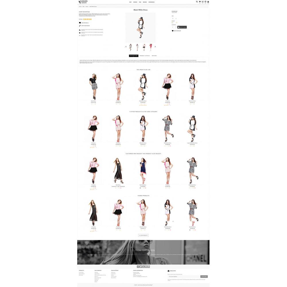 theme - Moda & Obuwie - Modern Fashion - 4