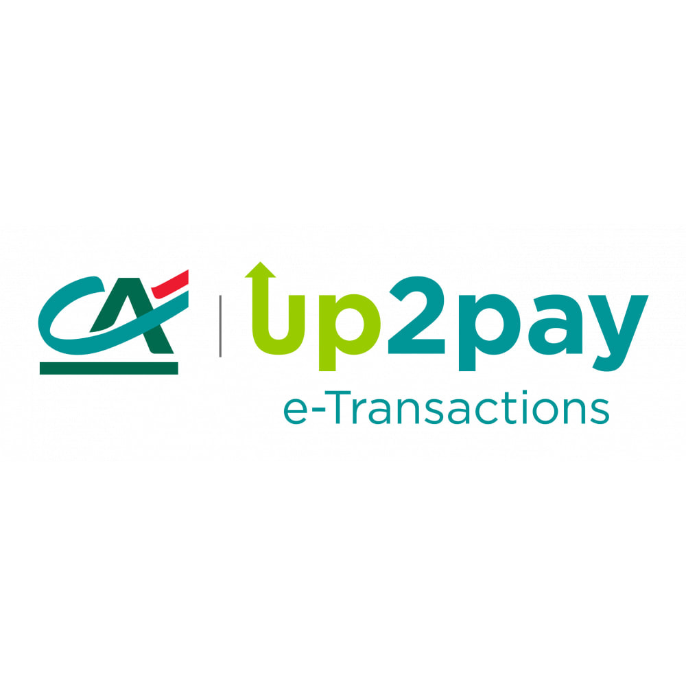 module - Payment by Card or Wallet - Up2pay e-Transactions Crédit Agricole - 1