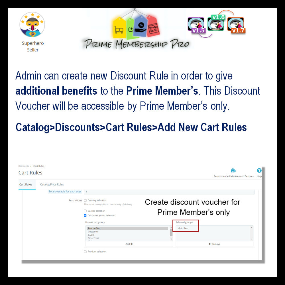 module - Recurring payment (subscription) - Prime Membership Pro - 23