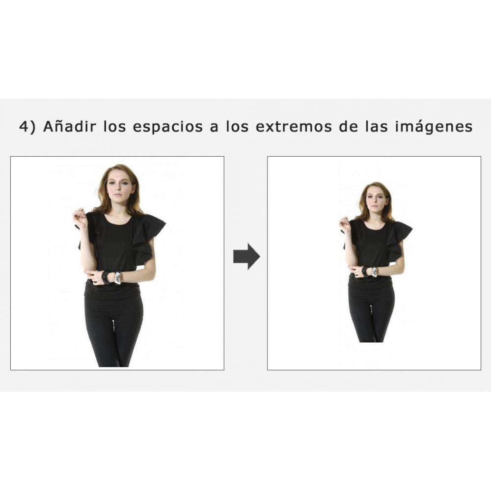 module - Personalización de la página - Corte automático y encuadre de las imágenes - 4
