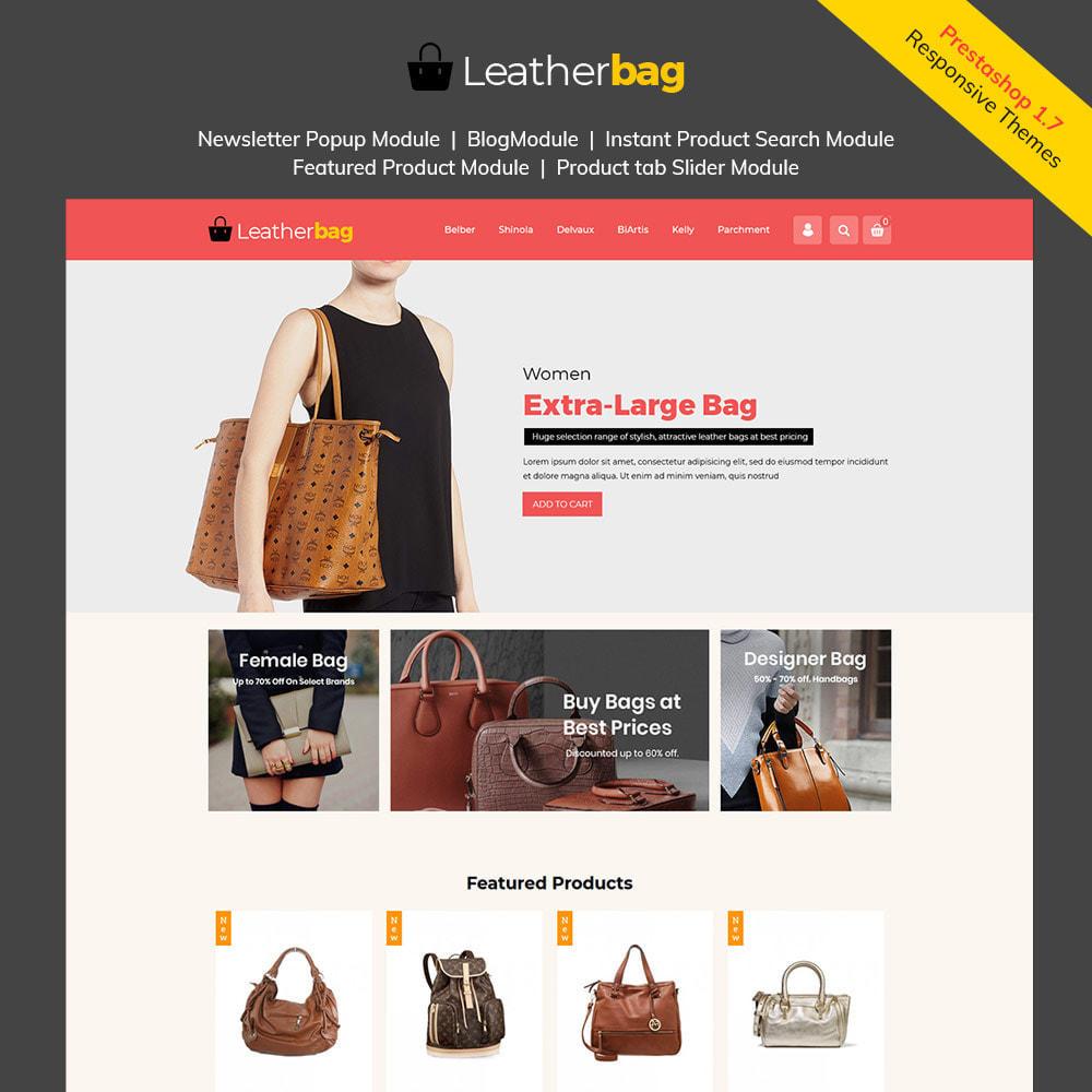theme - Fashion & Shoes - Handbag Leather - Bag Purses Fashion Store - 1