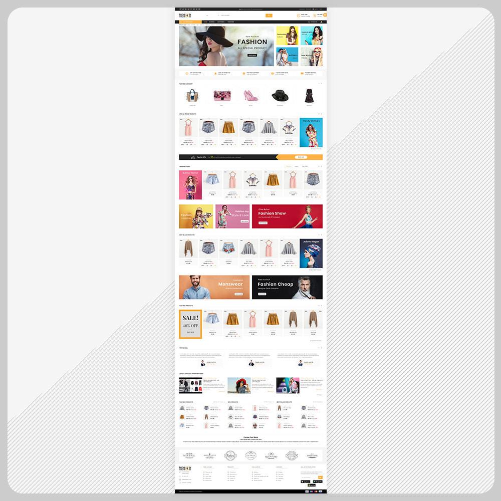 theme - Fashion & Shoes - Fashion – The Large Store - 2