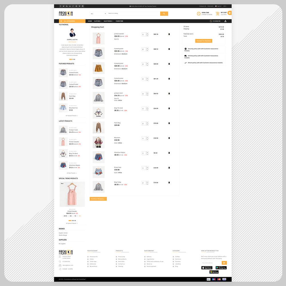 theme - Fashion & Shoes - Fashion – The Large Store - 5