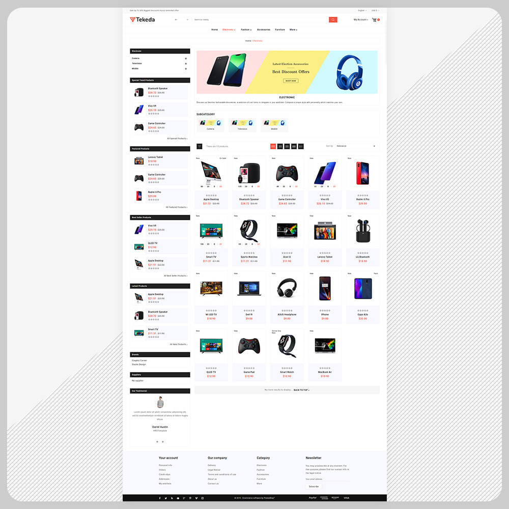 theme - Electronics & Computers - Electro Tekeda– Electronic Big Mall - 3