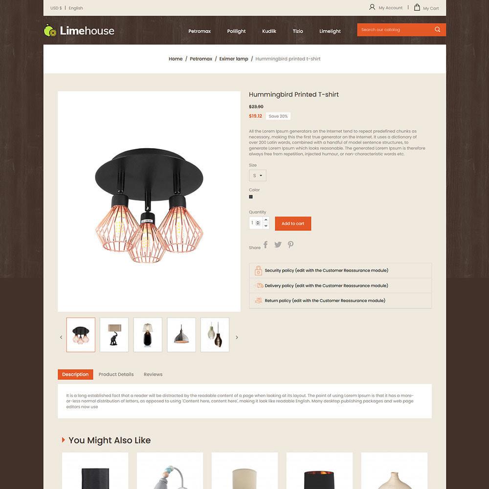 theme - Home & Garden - Limehouse Light  -  Led   Bubble Light Lamp Store - 5