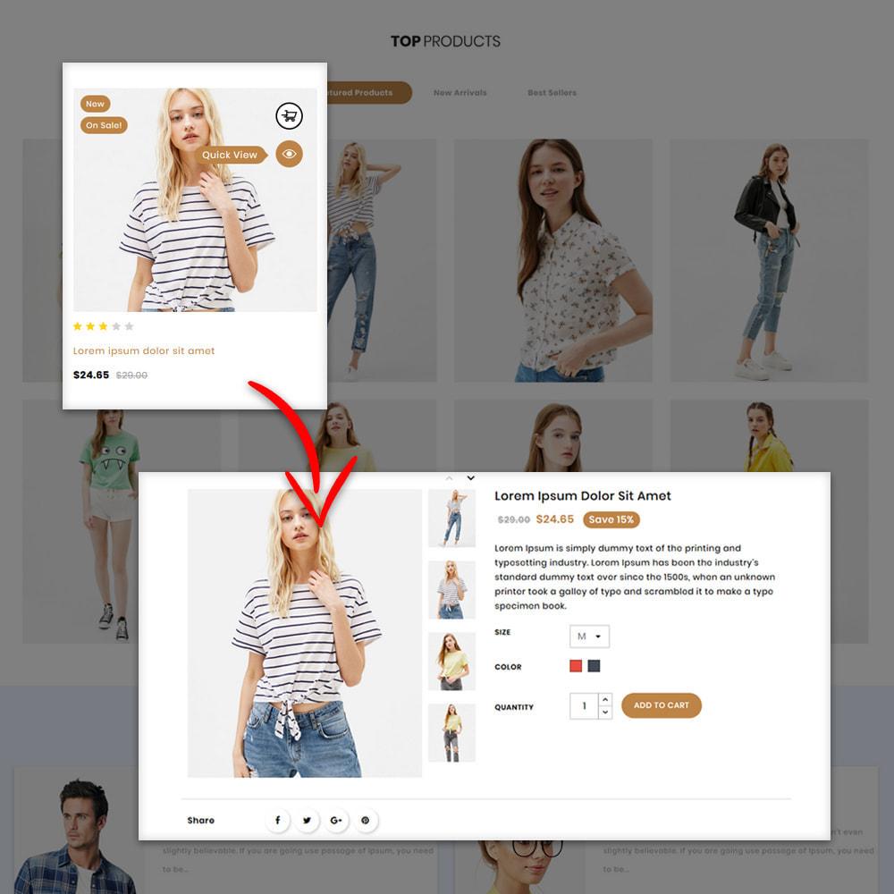 theme - Fashion & Shoes - Poshak - Fashion Shop - 7