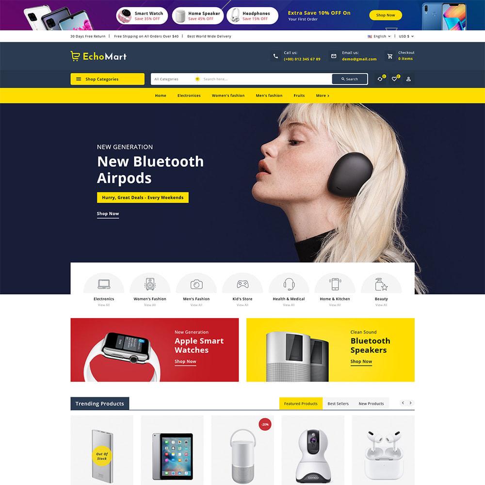 theme - Electronique & High Tech - Echomart - Electronic Super Store - 2