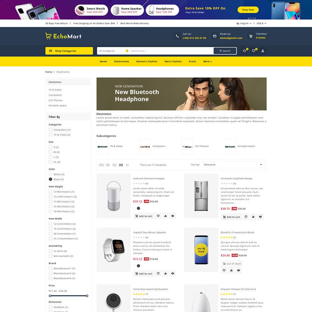 theme - Electronics & Computers - Echomart - Electronic Super Store - 7
