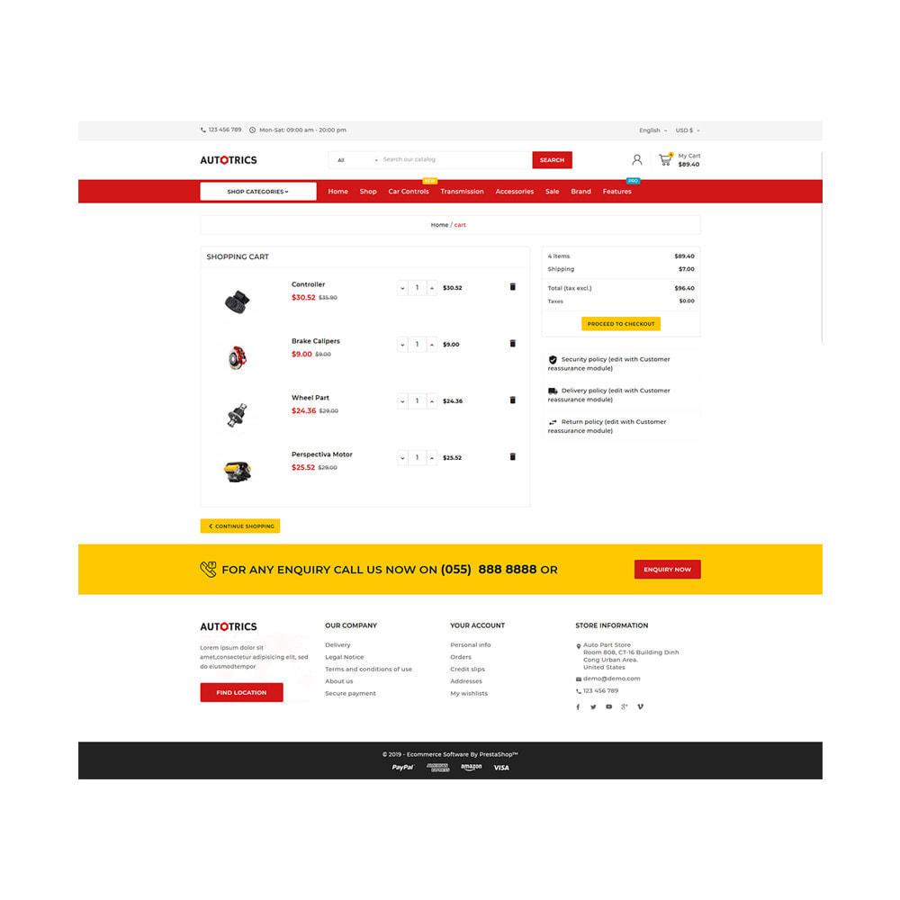 theme - Auto & Moto - Autotricas Cars–AutoPart Mega–Moto Shop - 7