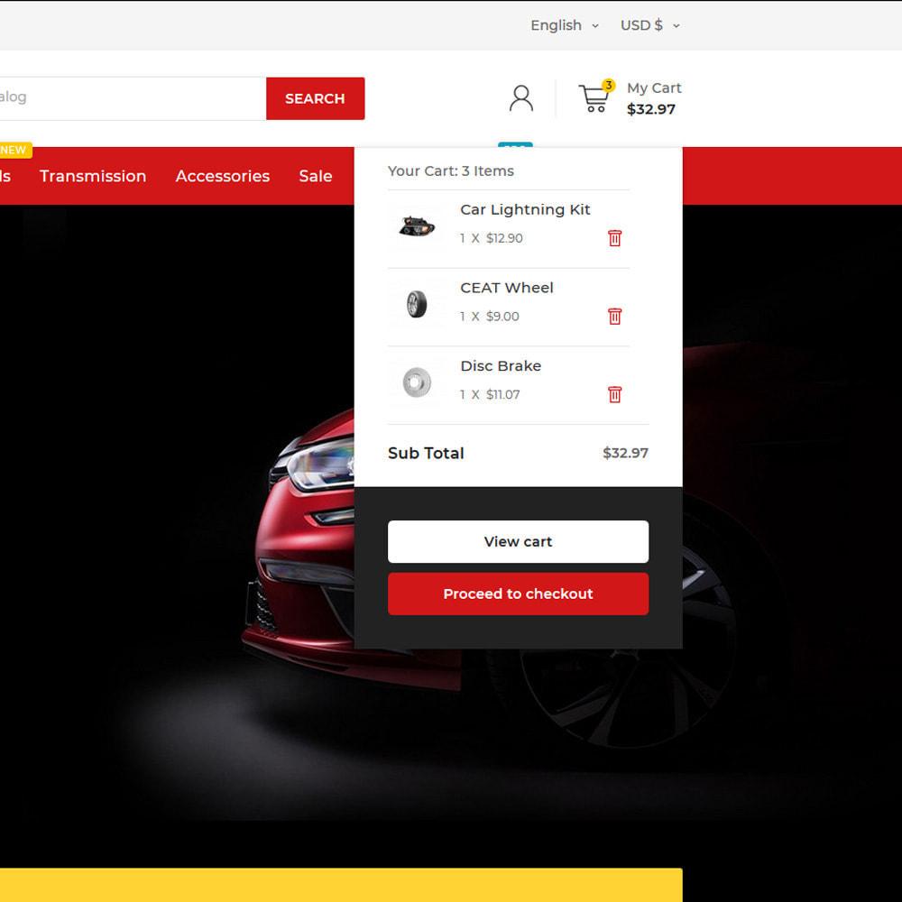 theme - Auto & Moto - Autotricas Cars–AutoPart Mega–Moto Shop - 9