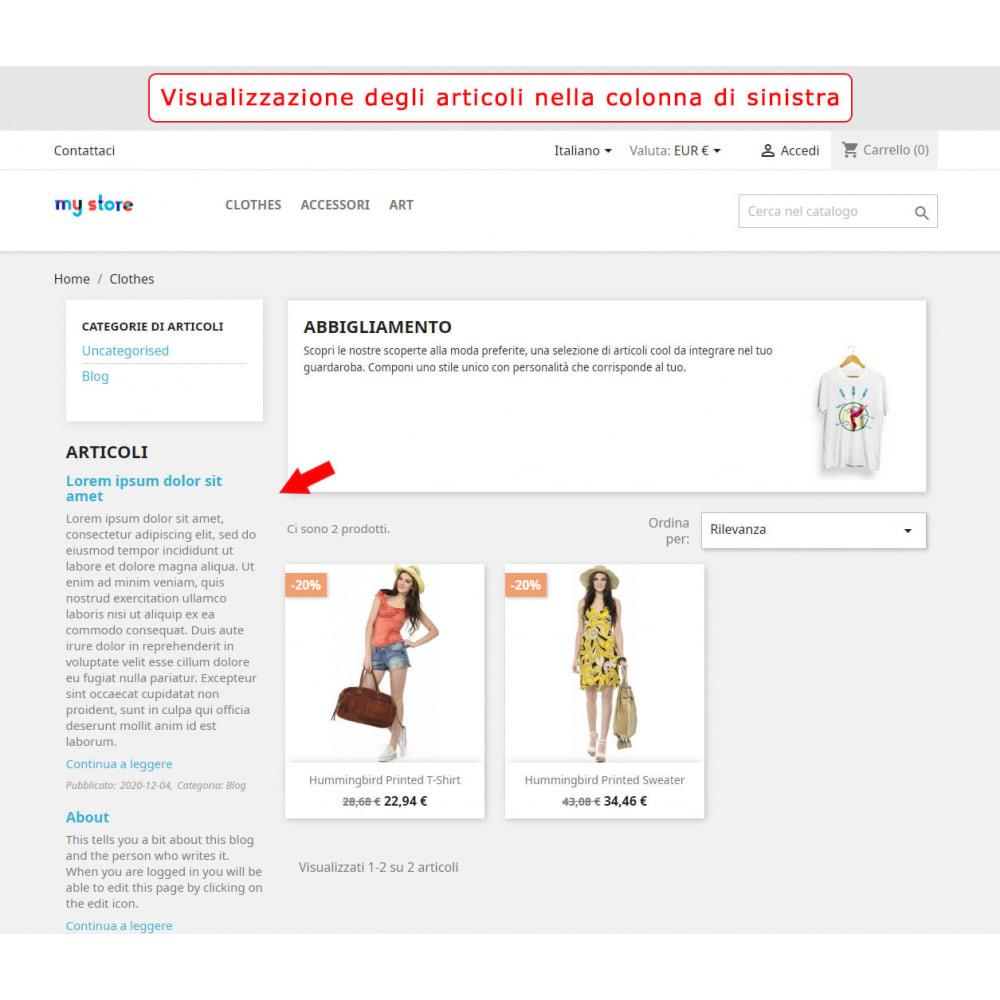 module - Marketplace - Integrazione bilaterale PrestaShop e Joomla! - 3