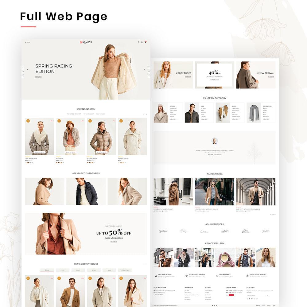 theme - Мода и обувь - QASIMI Mega Fashion–Style Super Store - 2